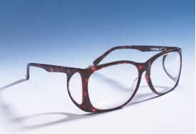 Okulary ołowiane panoramiczne